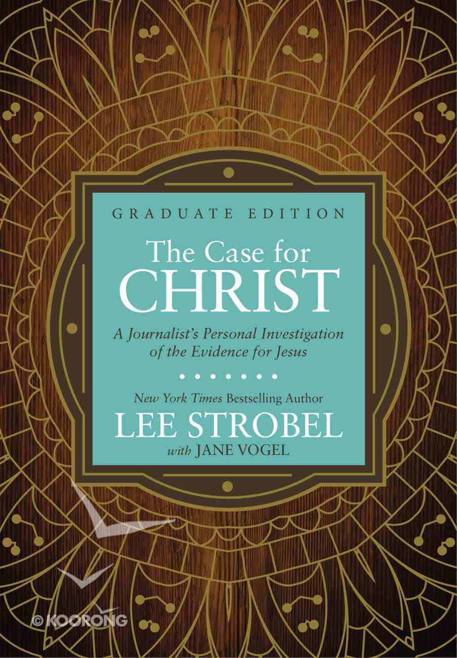 The Case For Christ Graduate Edition eBook