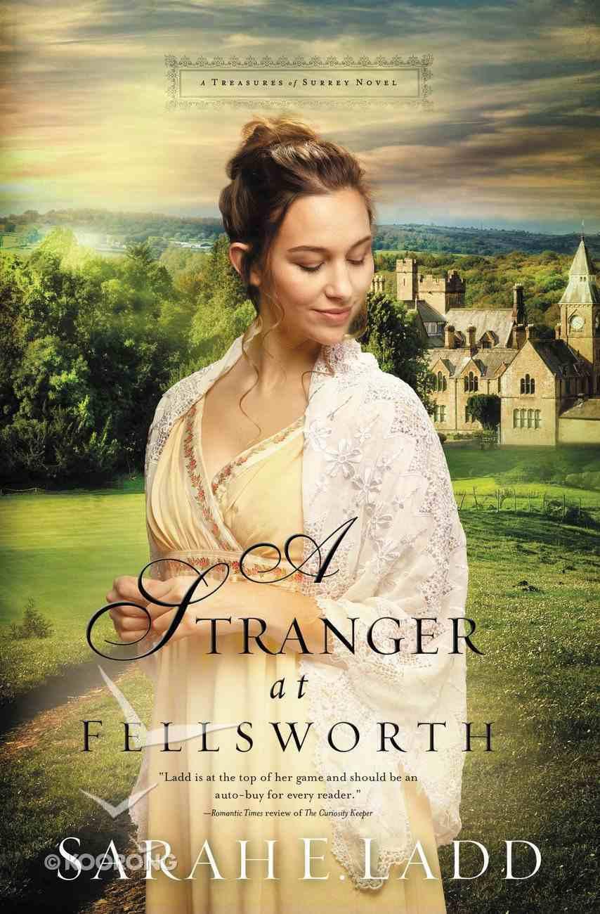 A Stranger At Fellsworth (#03 in Treasures Of Surrey Novel Series) eBook