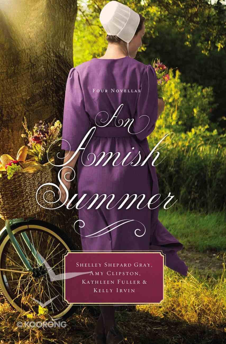 An Amish Summer eBook