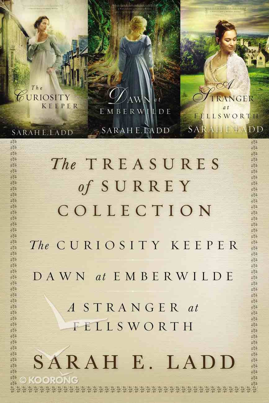 The Treasures of Surrey Collection (Treasures Of Surrey Novel Series) eBook