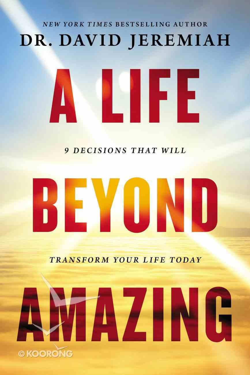A Life Beyond Amazing eBook