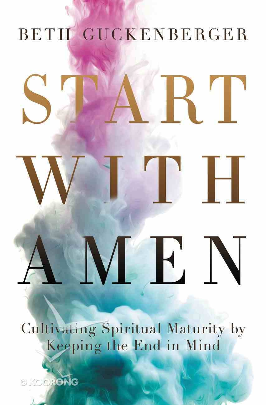 Start With Amen eBook
