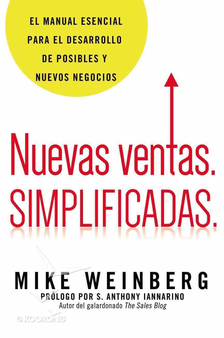 Nuevas Ventas. Simplificadas. eBook