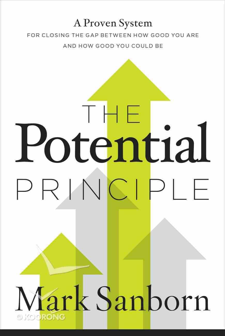 The Potential Principle Hardback