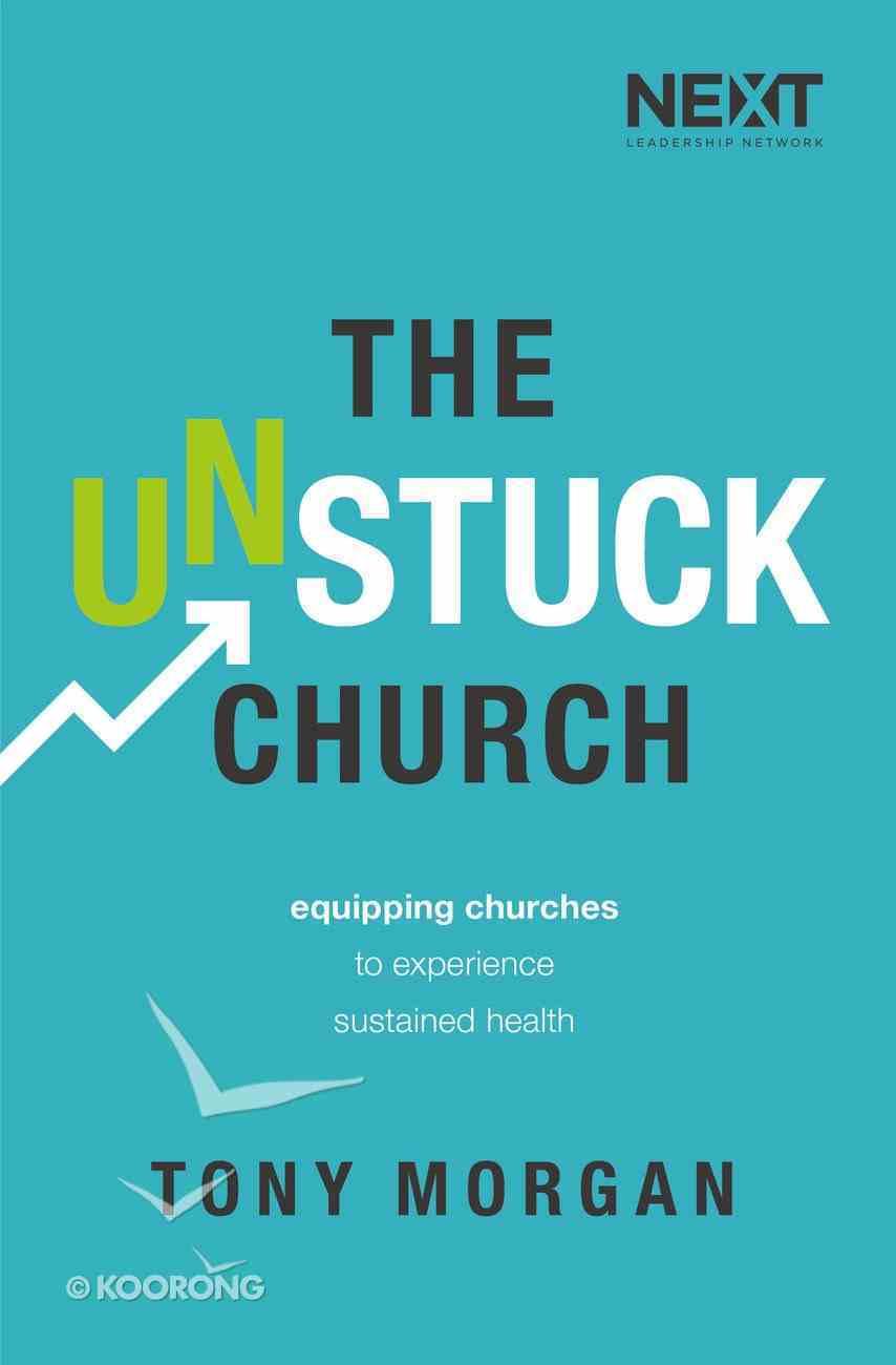 The Unstuck Church eBook