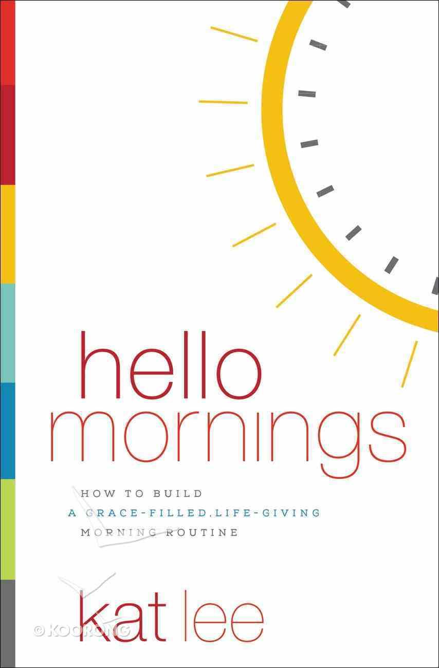 Hello Mornings eBook