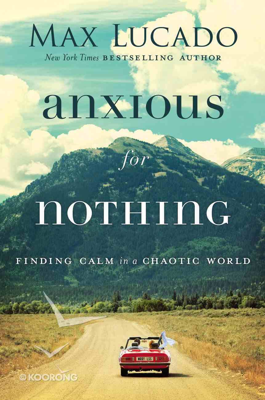 Anxious For Nothing eBook