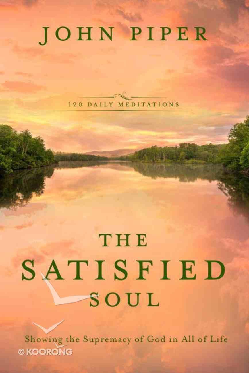 The Satisfied Soul eBook