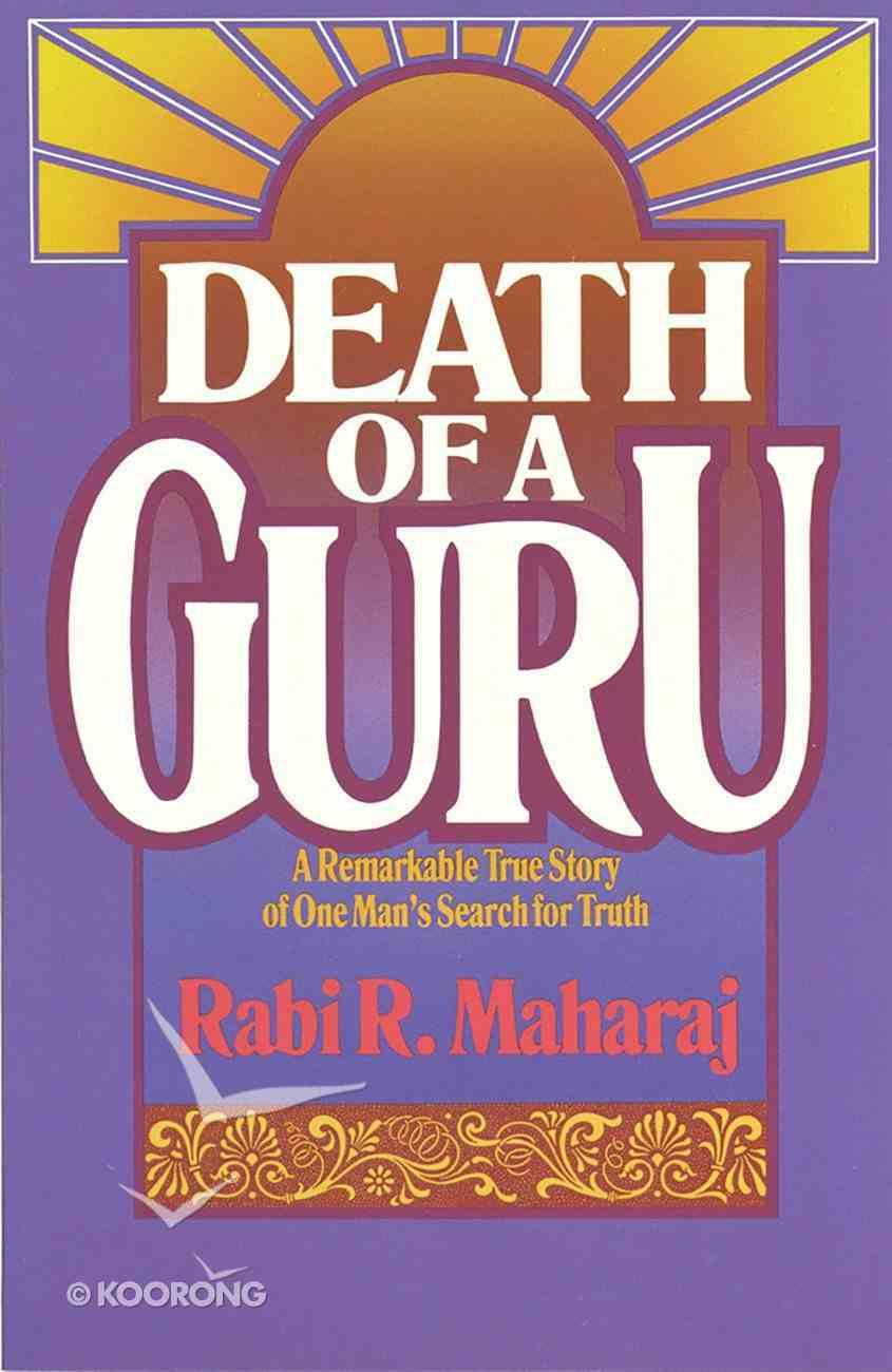 Death of a Guru eBook