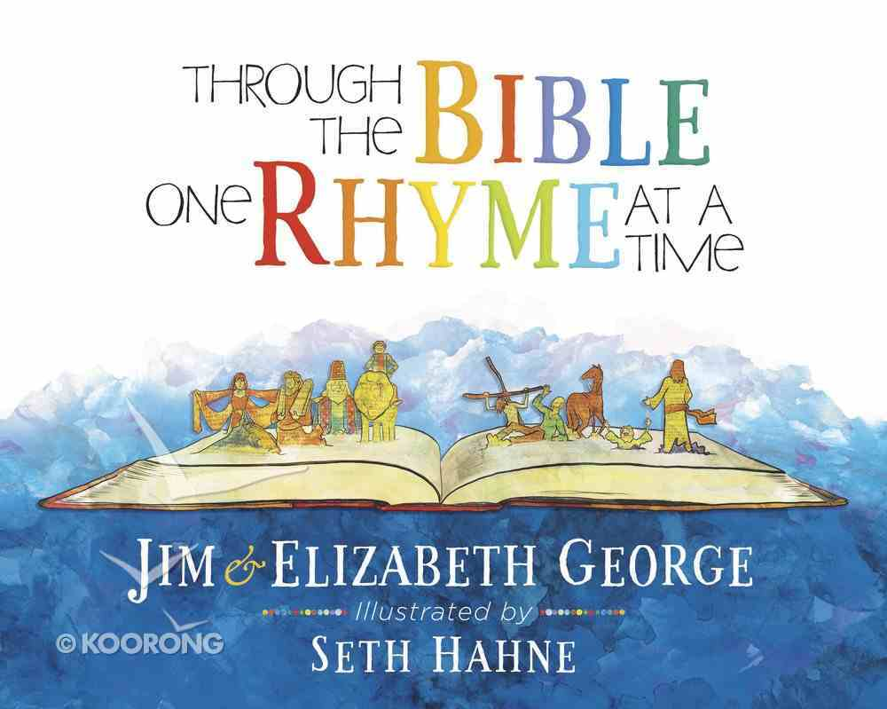 Through the Bible One Rhyme At a Time eBook