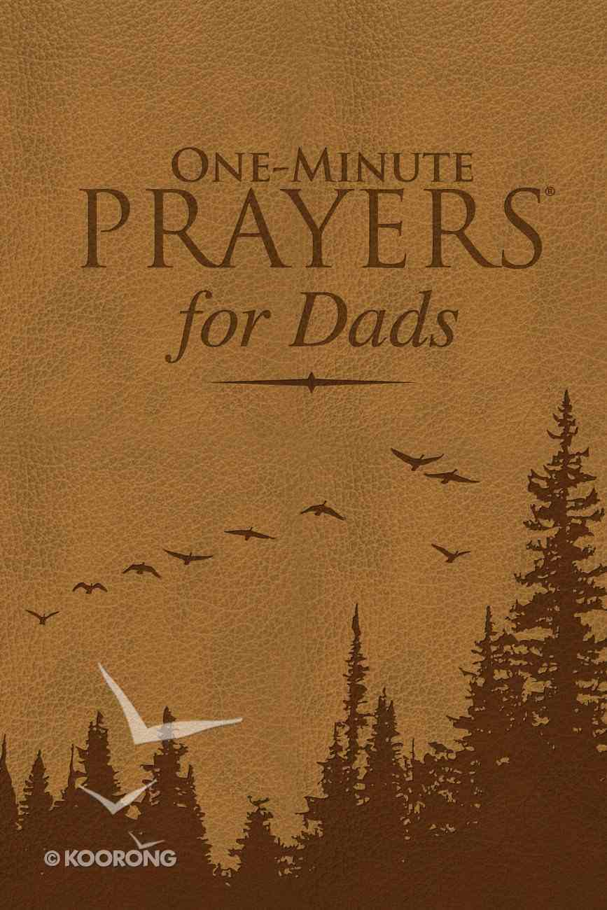 One-Minute Prayers For Dads eBook