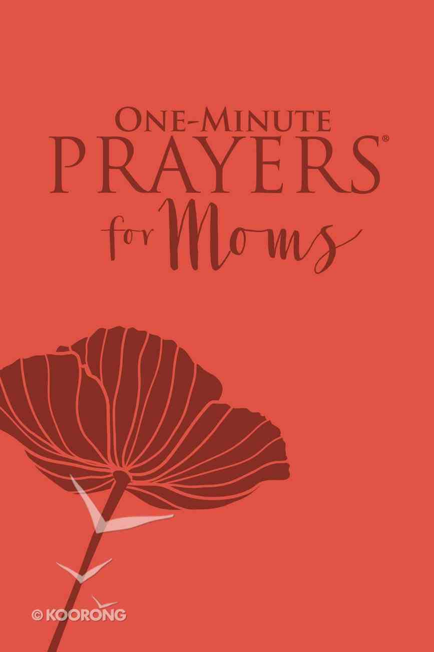 One-Minute Prayers For Moms eBook