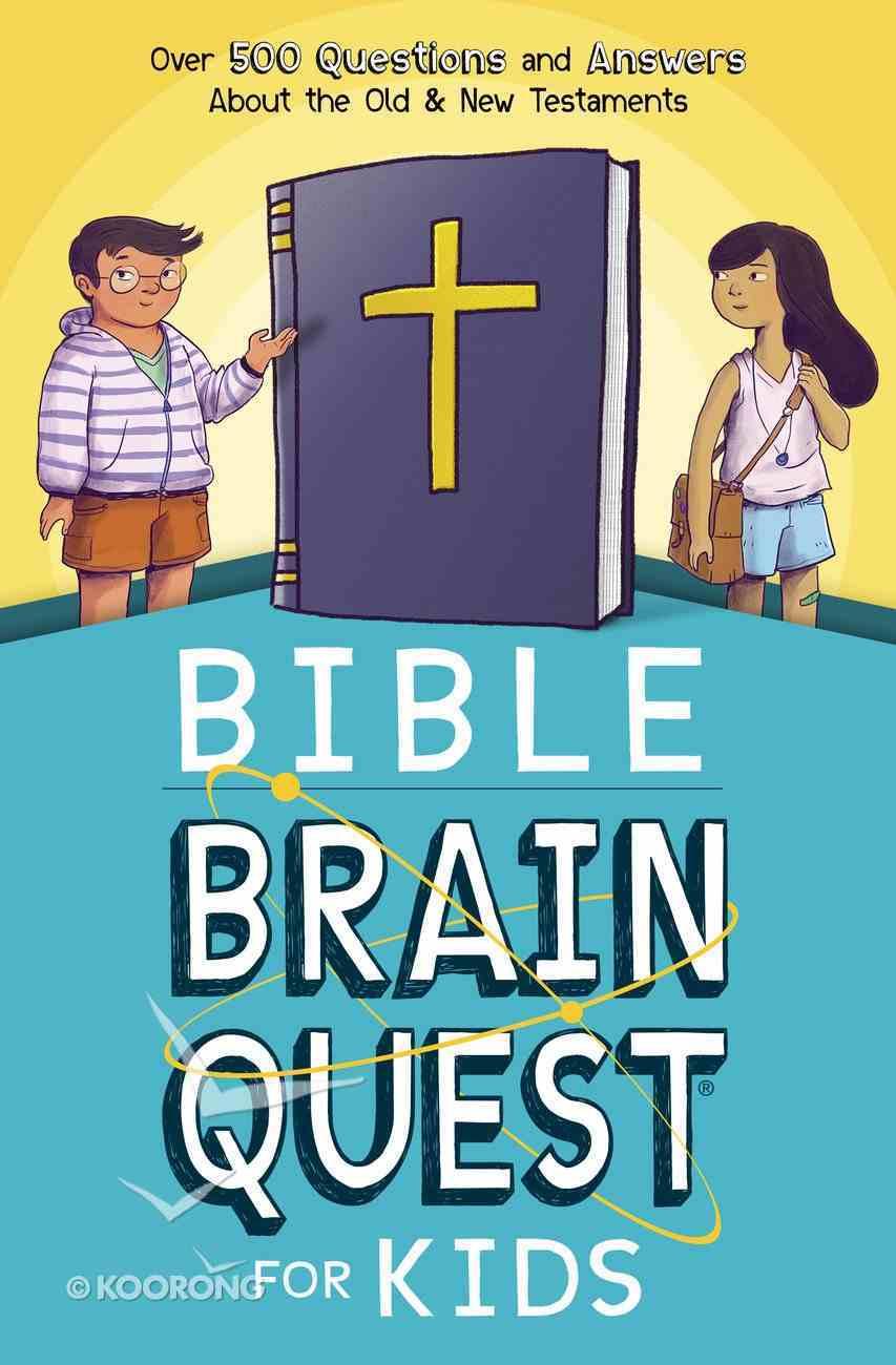 Bible Brain Quest For Kids eBook