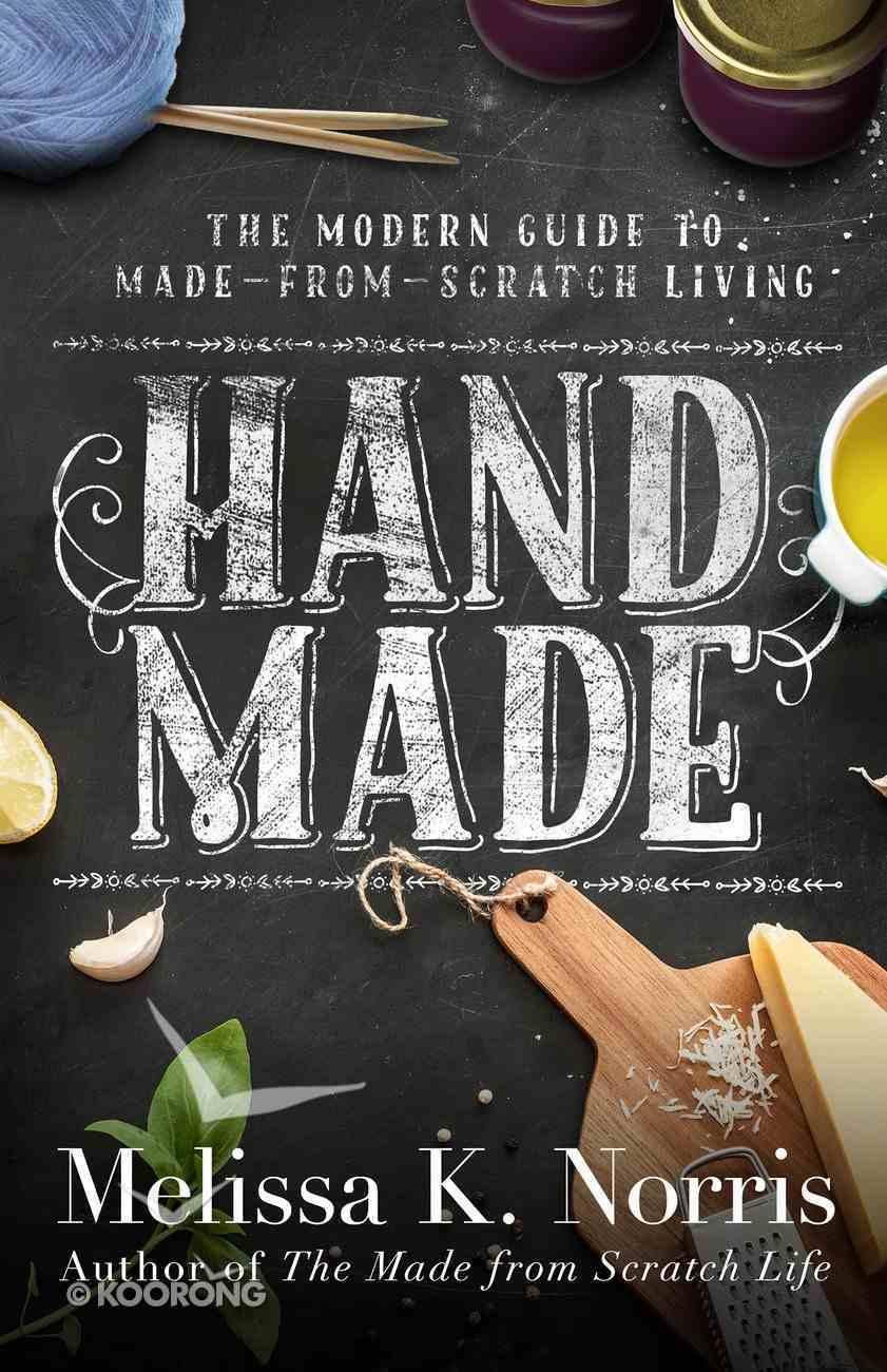Hand Made eBook
