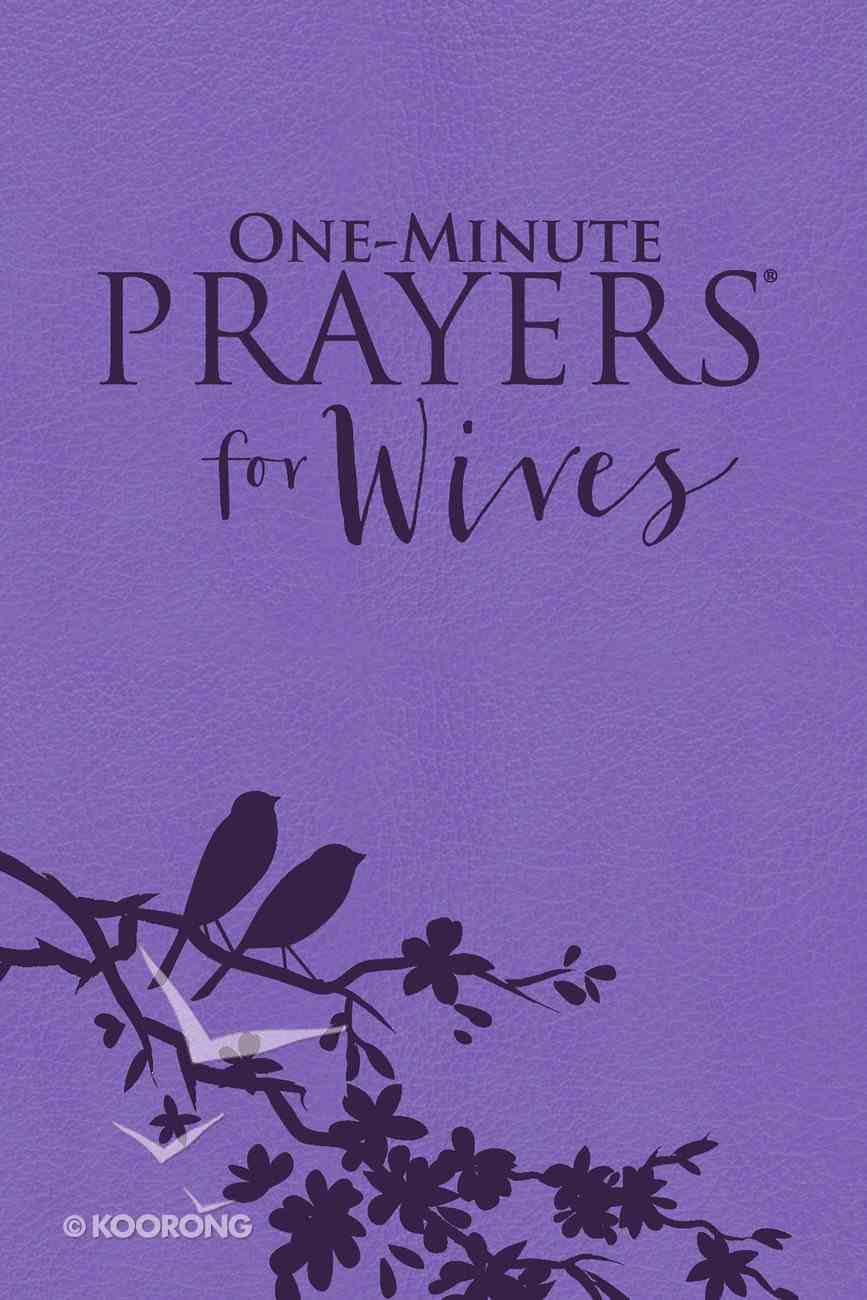 One-Minute Prayers For Wives eBook