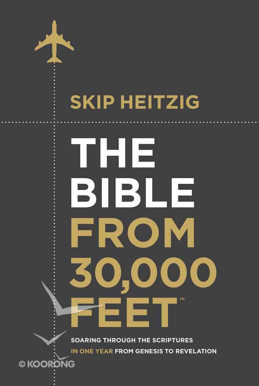 The Bible From 30,000 Feet eBook