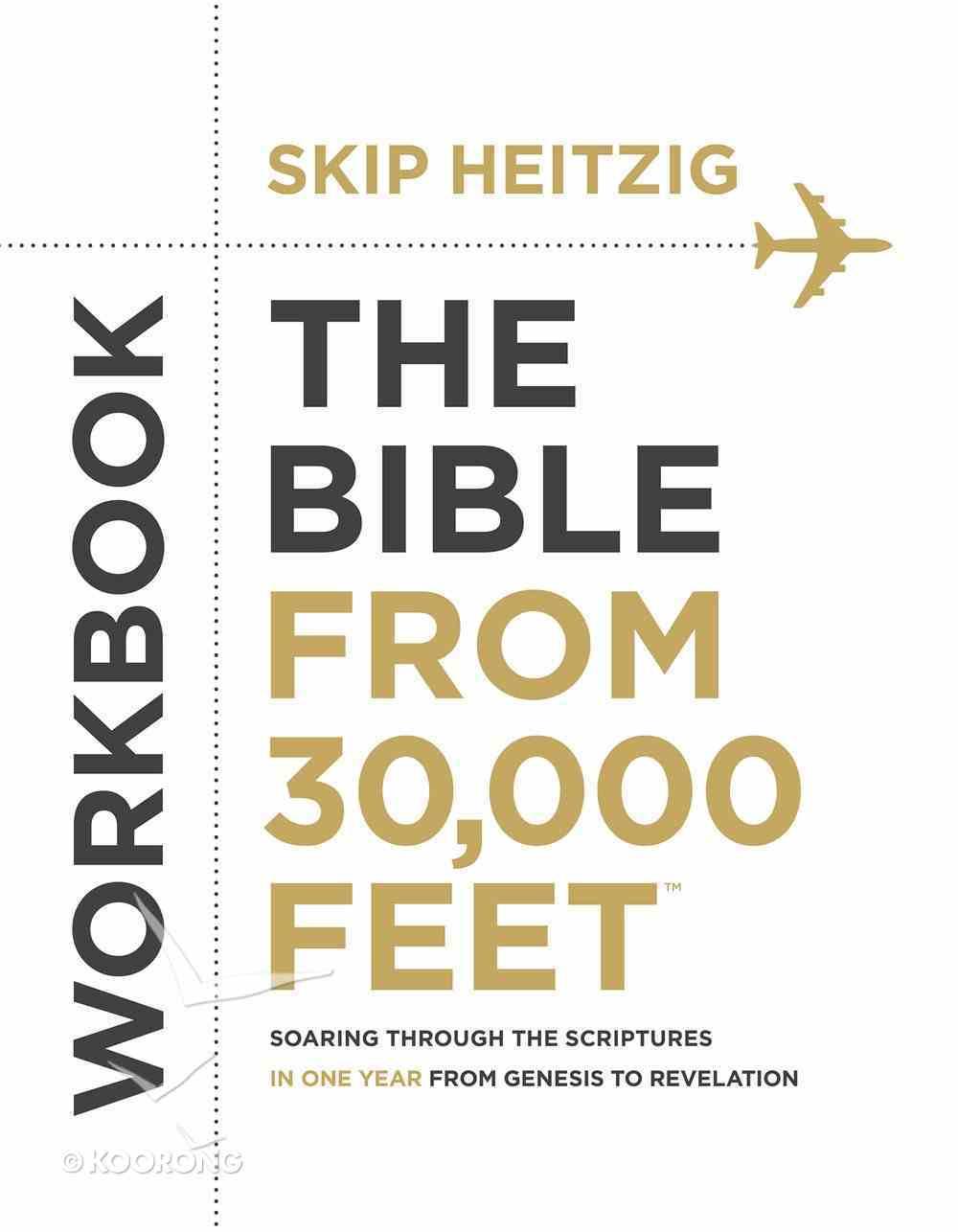 The Bible From 30,000 Feet Workbook eBook