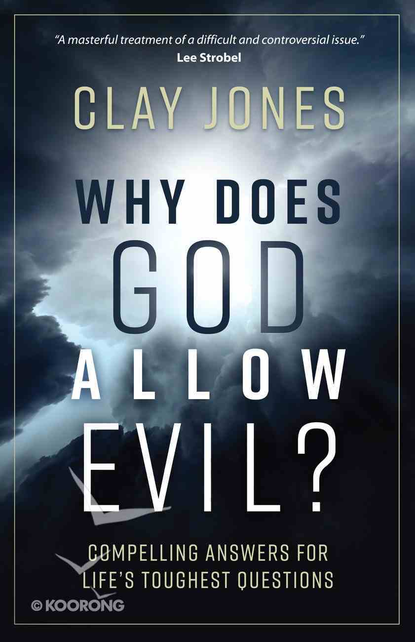 Why Does God Allow Evil? eBook