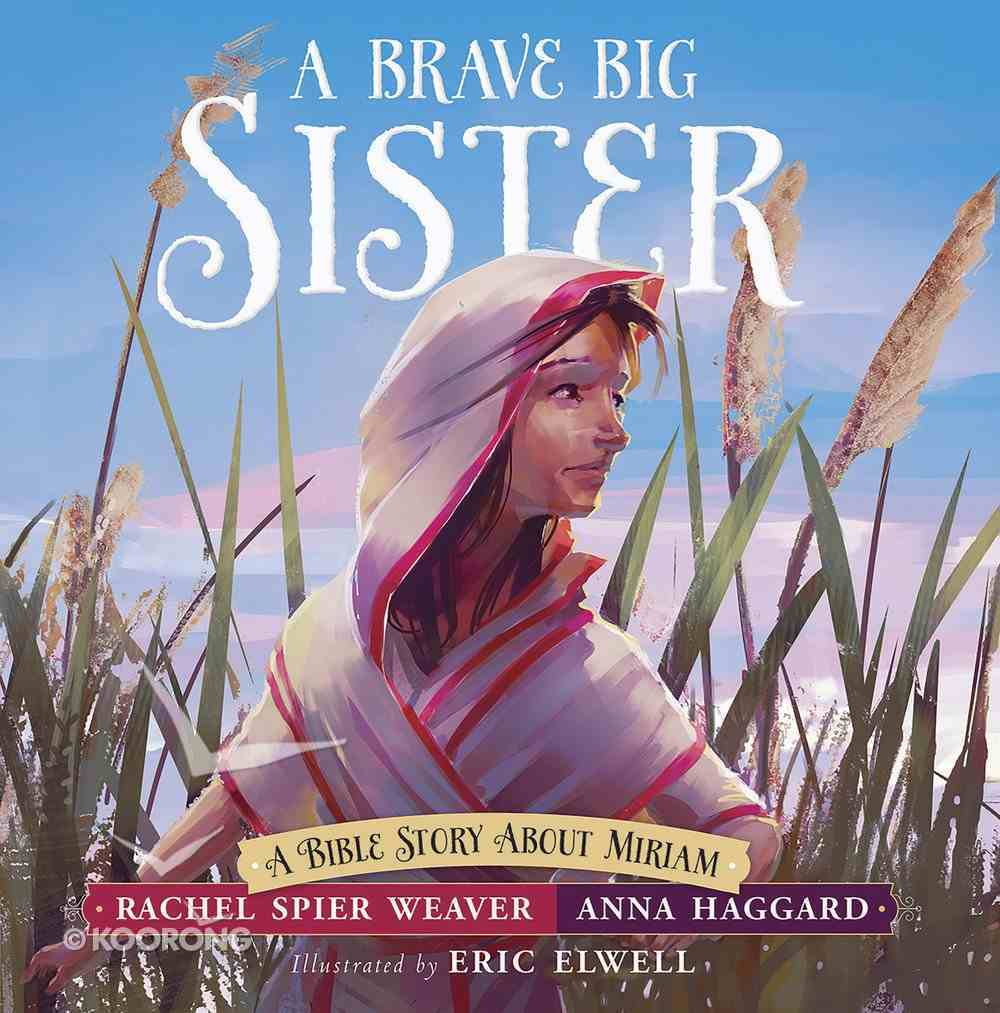 A Brave Big Sister (Called And Courageous Girls Series) eBook