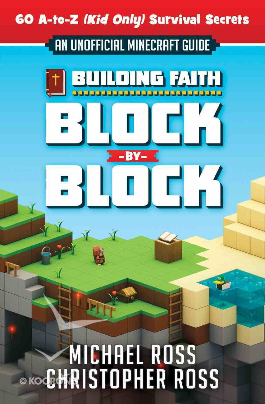Building Faith Block By Block eBook