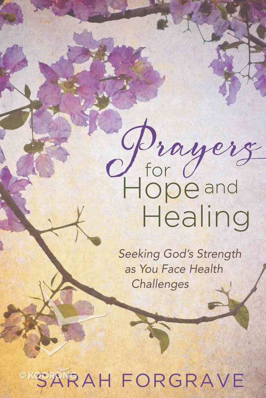 Prayers For Hope and Healing eBook