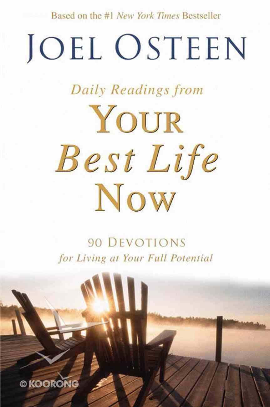 Daily Readings From Your Best Life Now eBook