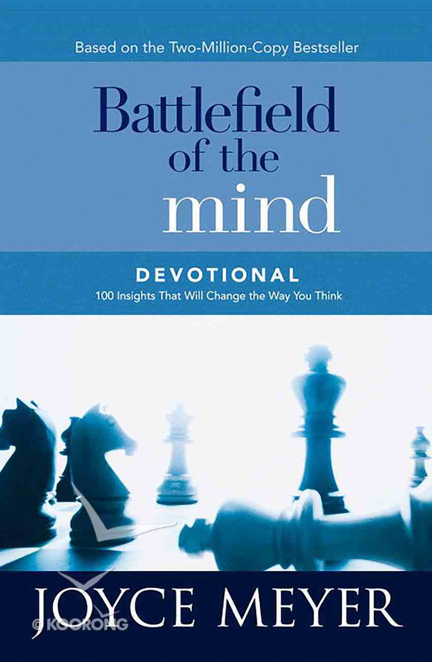 Battlefield of the Mind Devotional: 100 Insights That Will Change the Way You Think eBook