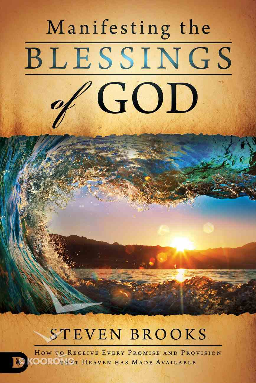 Manifesting the Blessings of God eBook
