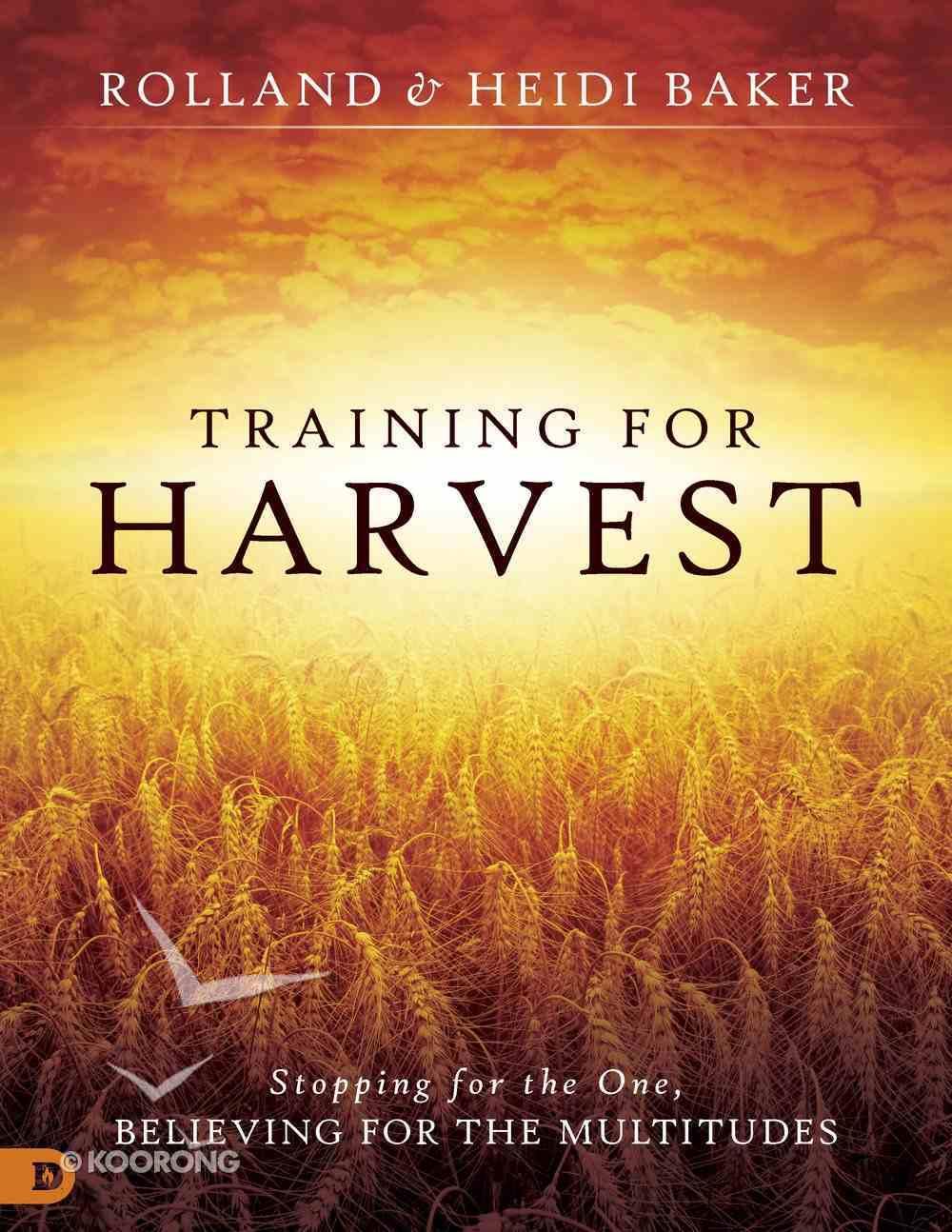 Training For Harvest eBook