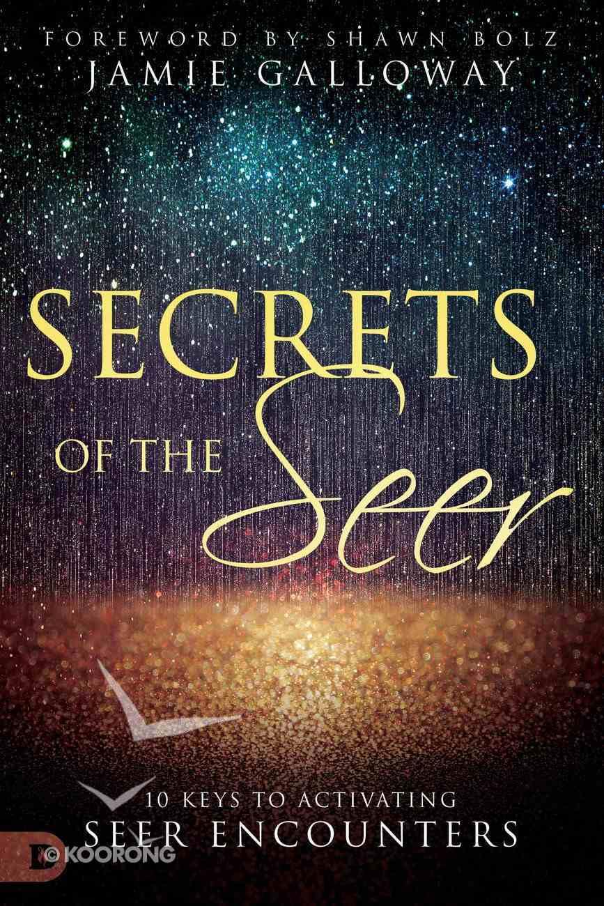 Secrets of the Seer eBook