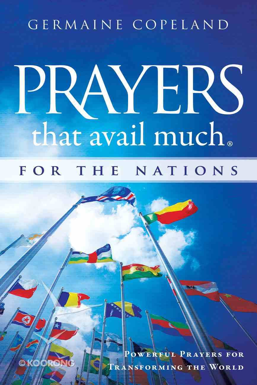 Prayers That Avail Much For the Nations eBook