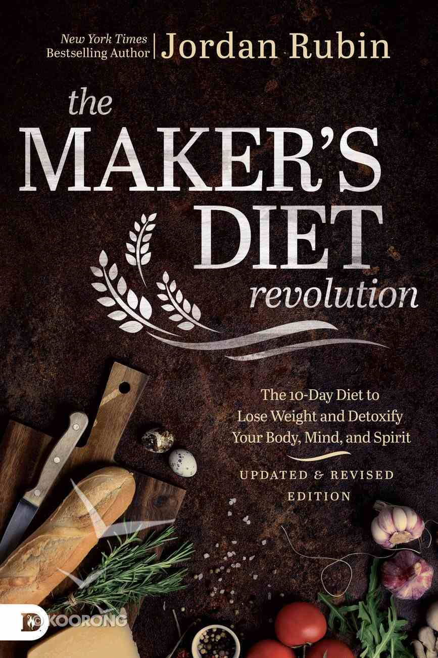 The Maker's Diet Revolution eBook