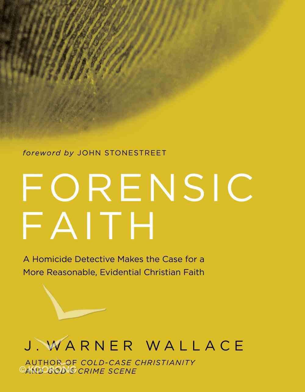 Forensic Faith eBook