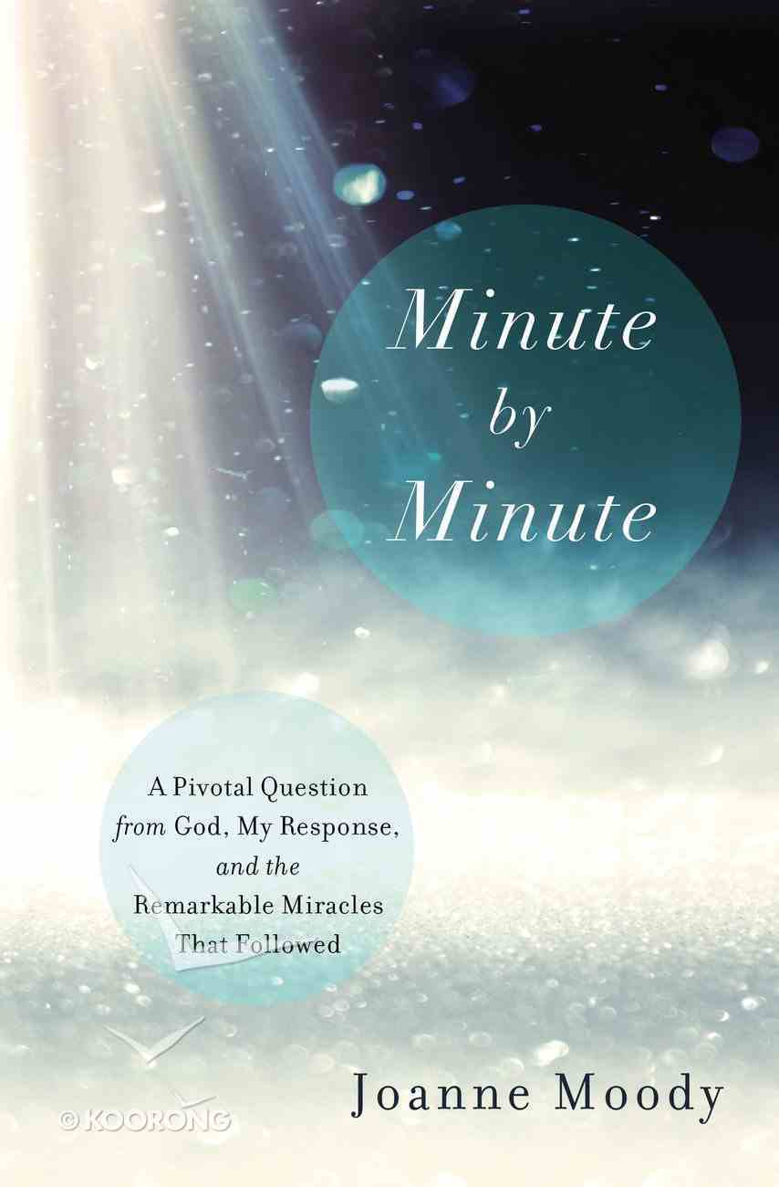 Minute By Minute Paperback