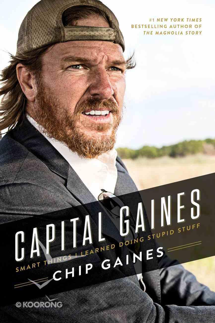 Capital Gaines eBook