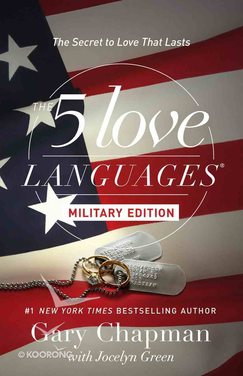 The 5 Love Languages Military Edition eBook