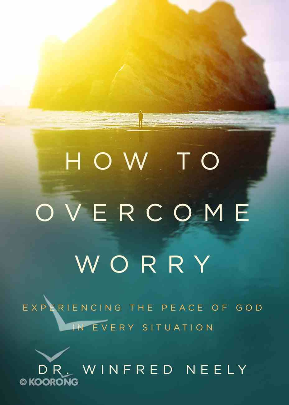 How to Overcome Worry eBook