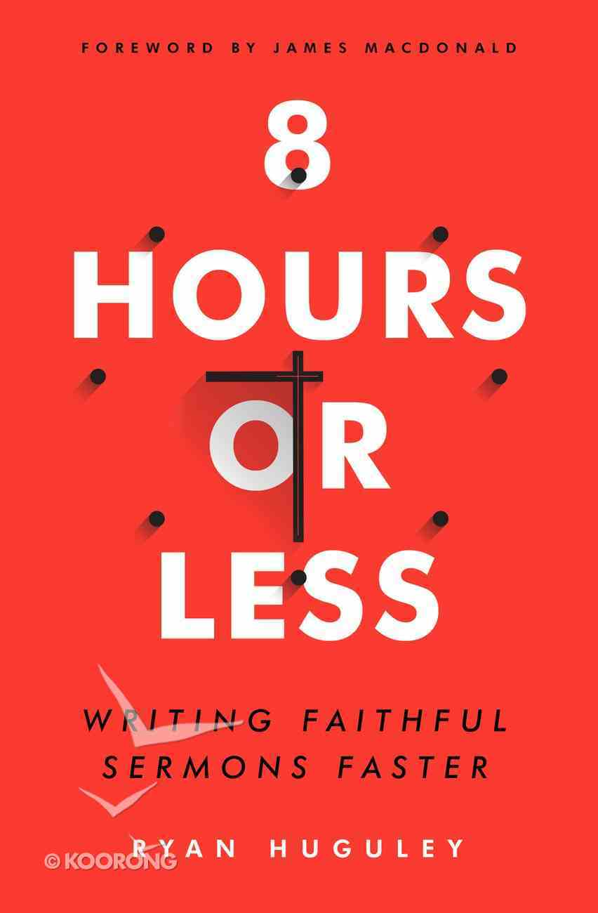 8 Hours Or Less eBook