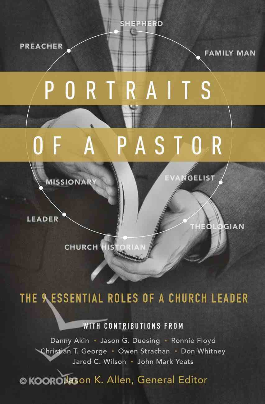 Portraits of a Pastor eBook