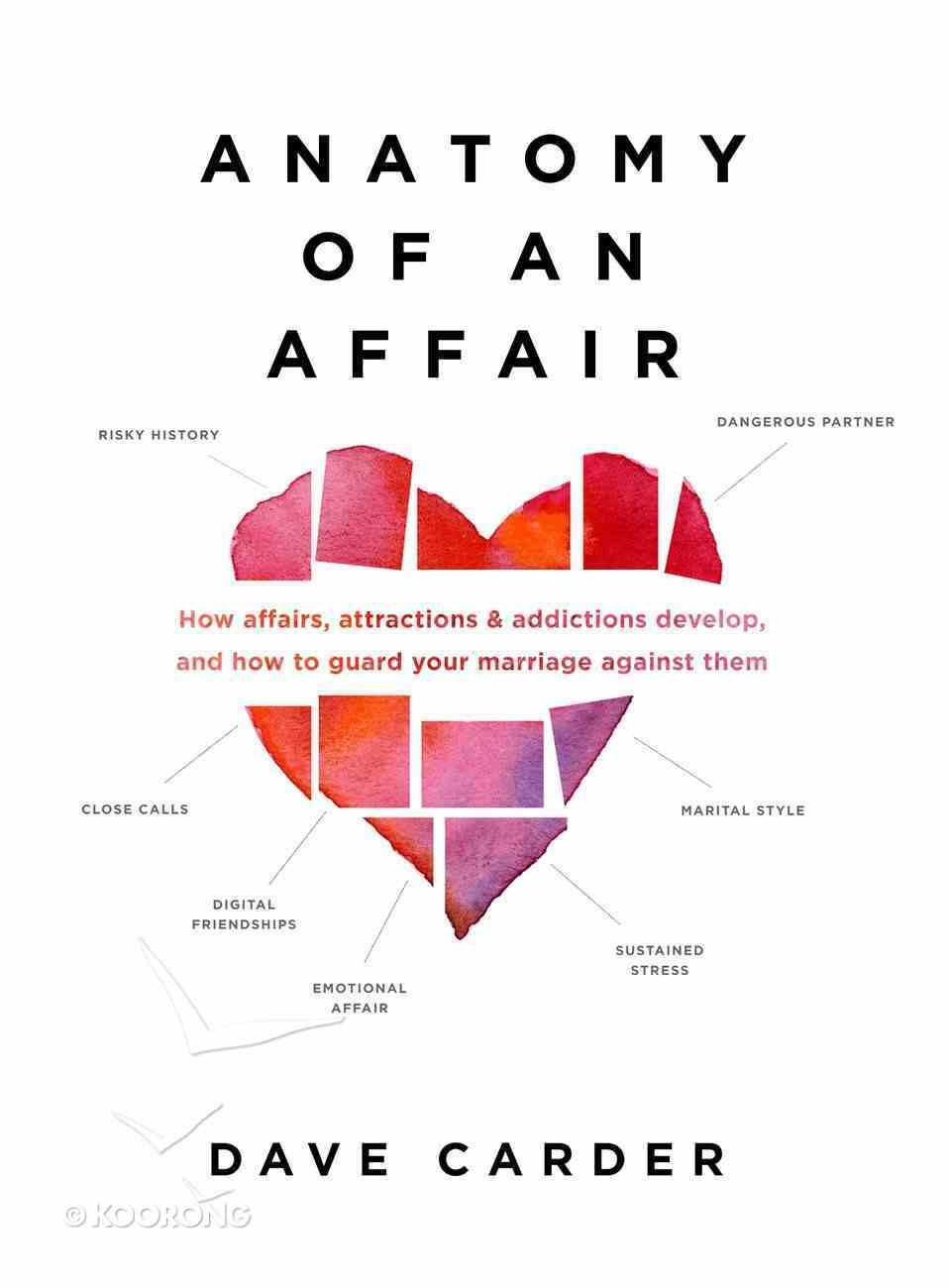 Anatomy of An Affair eBook