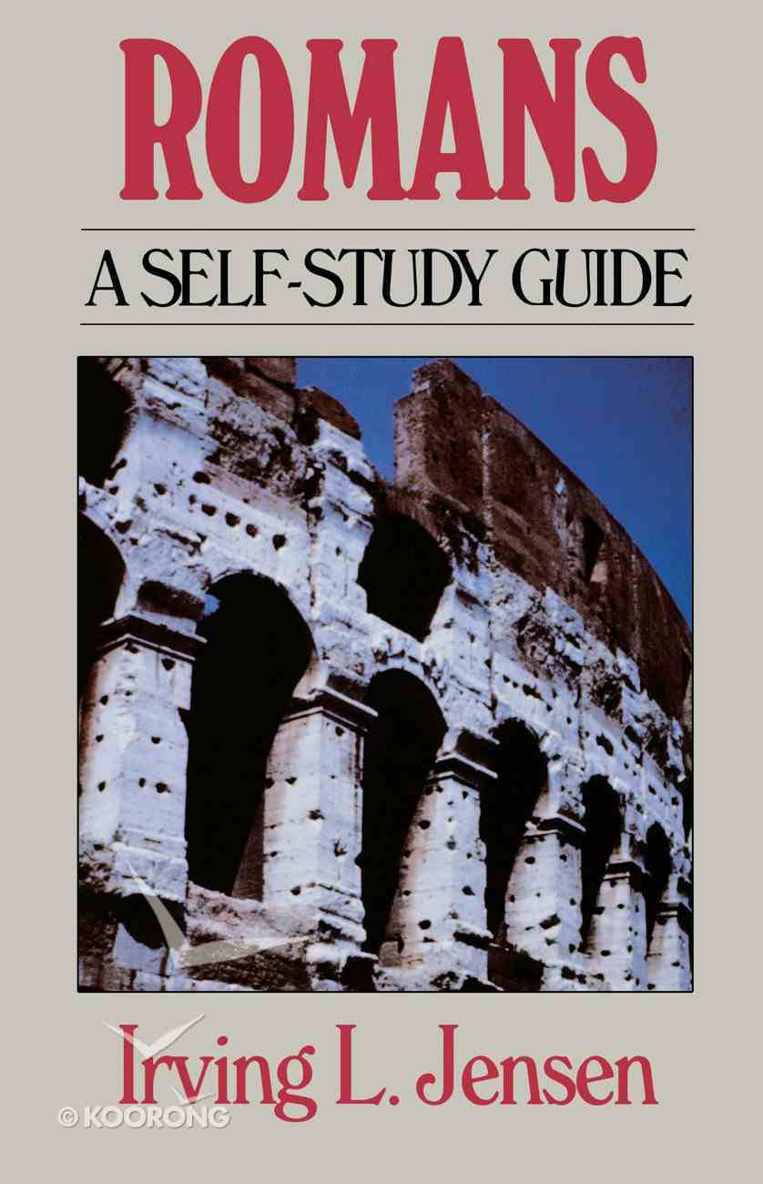 Romans- Jensen Bible Self Study Guide (Self-study Guide Series) eBook