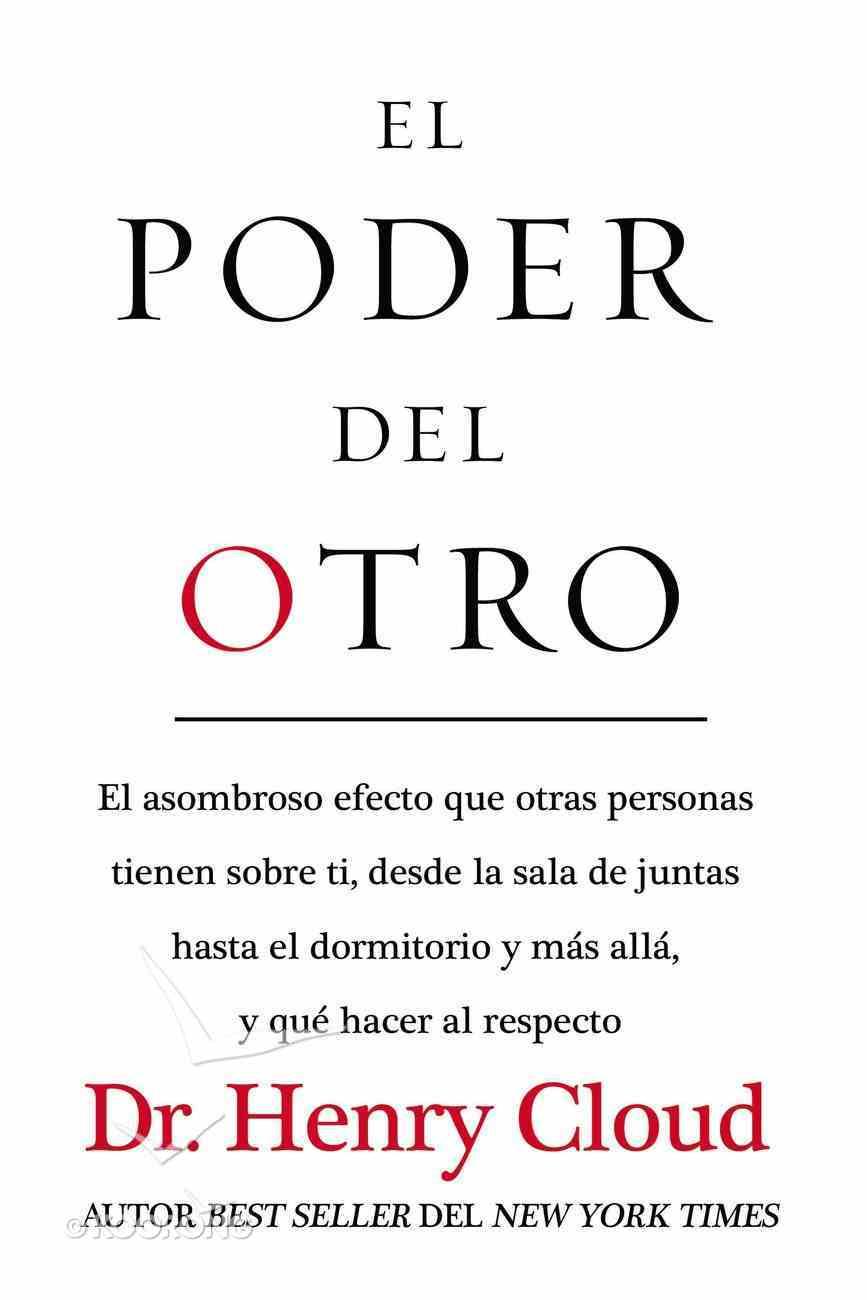 Poder Del Otro, El eBook