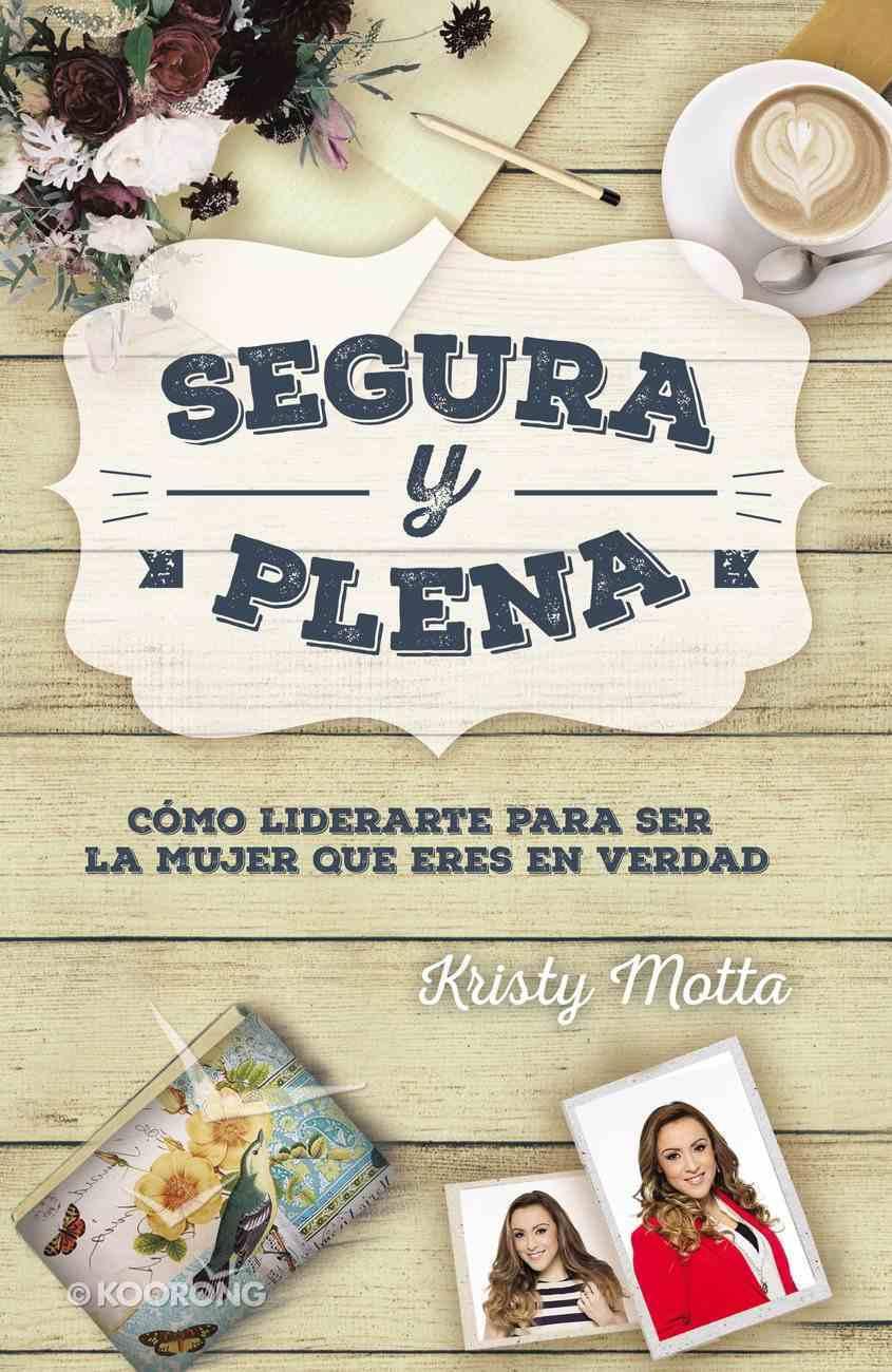 Segura Y Plena eBook