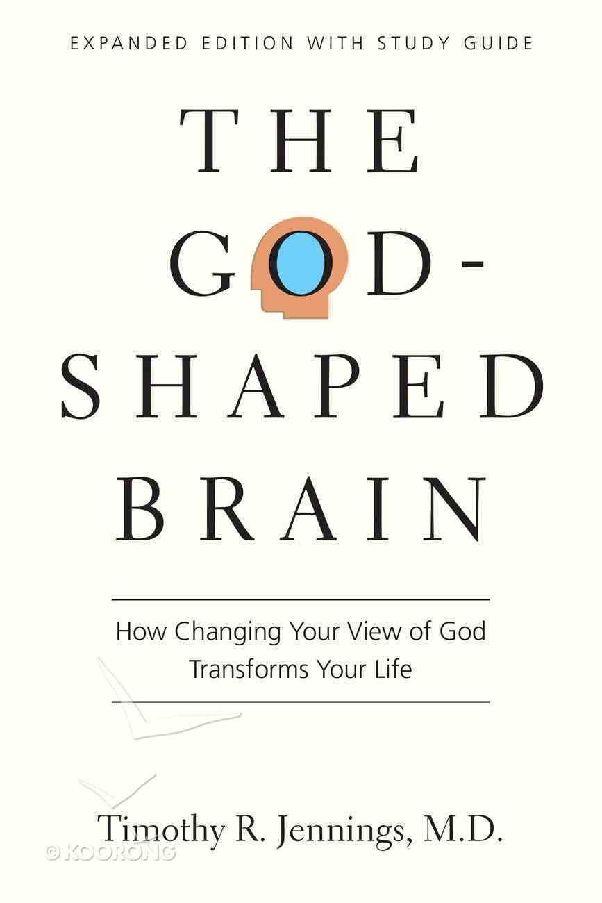 The God-Shaped Brain eBook