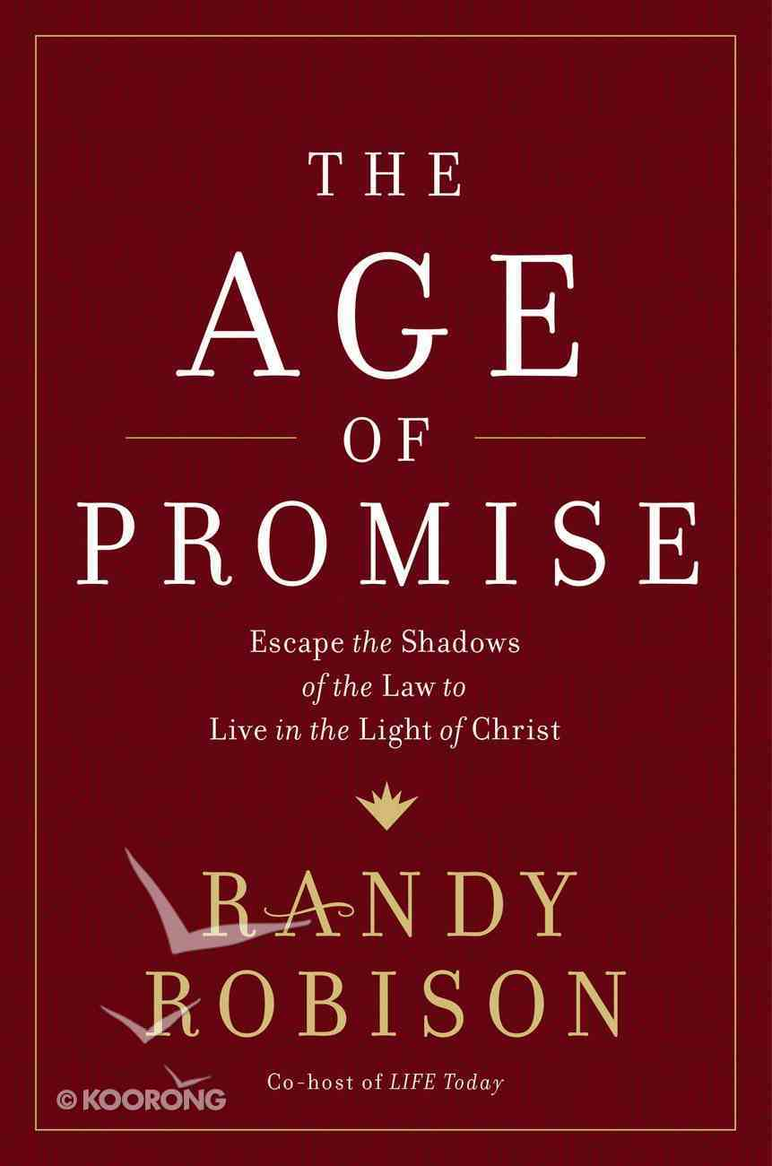 The Age of Promise eBook