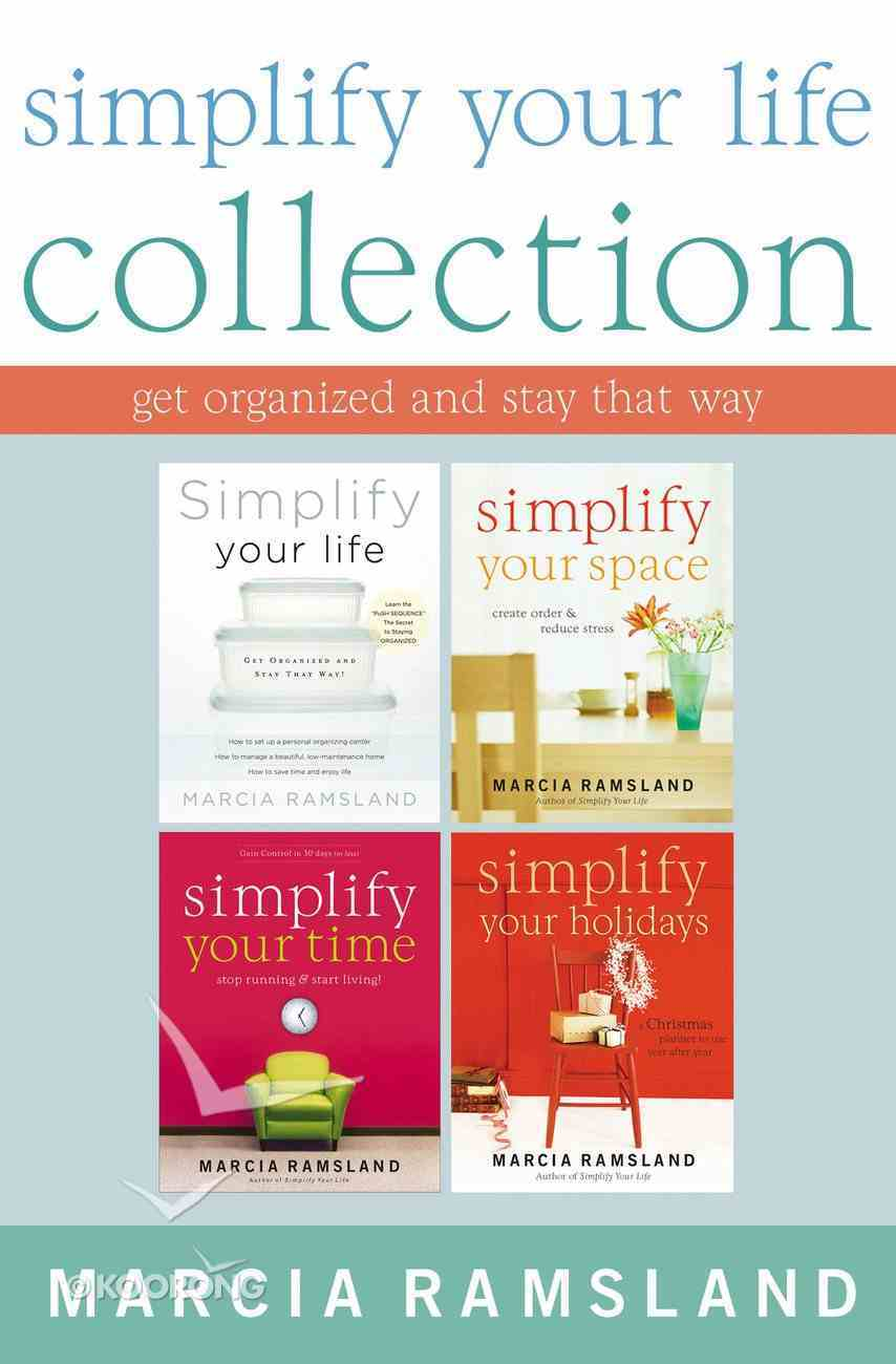 Simplify Your Life Collection eBook