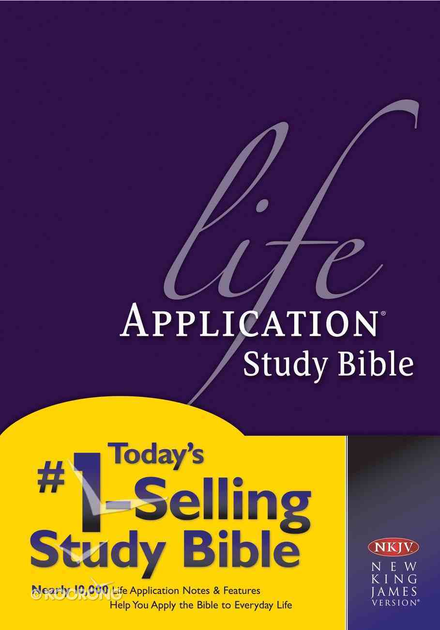 NKJV Life Application Bible eBook