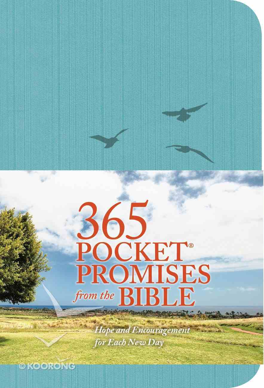 365 Pocket Promises From the Bible (Nlt) eBook