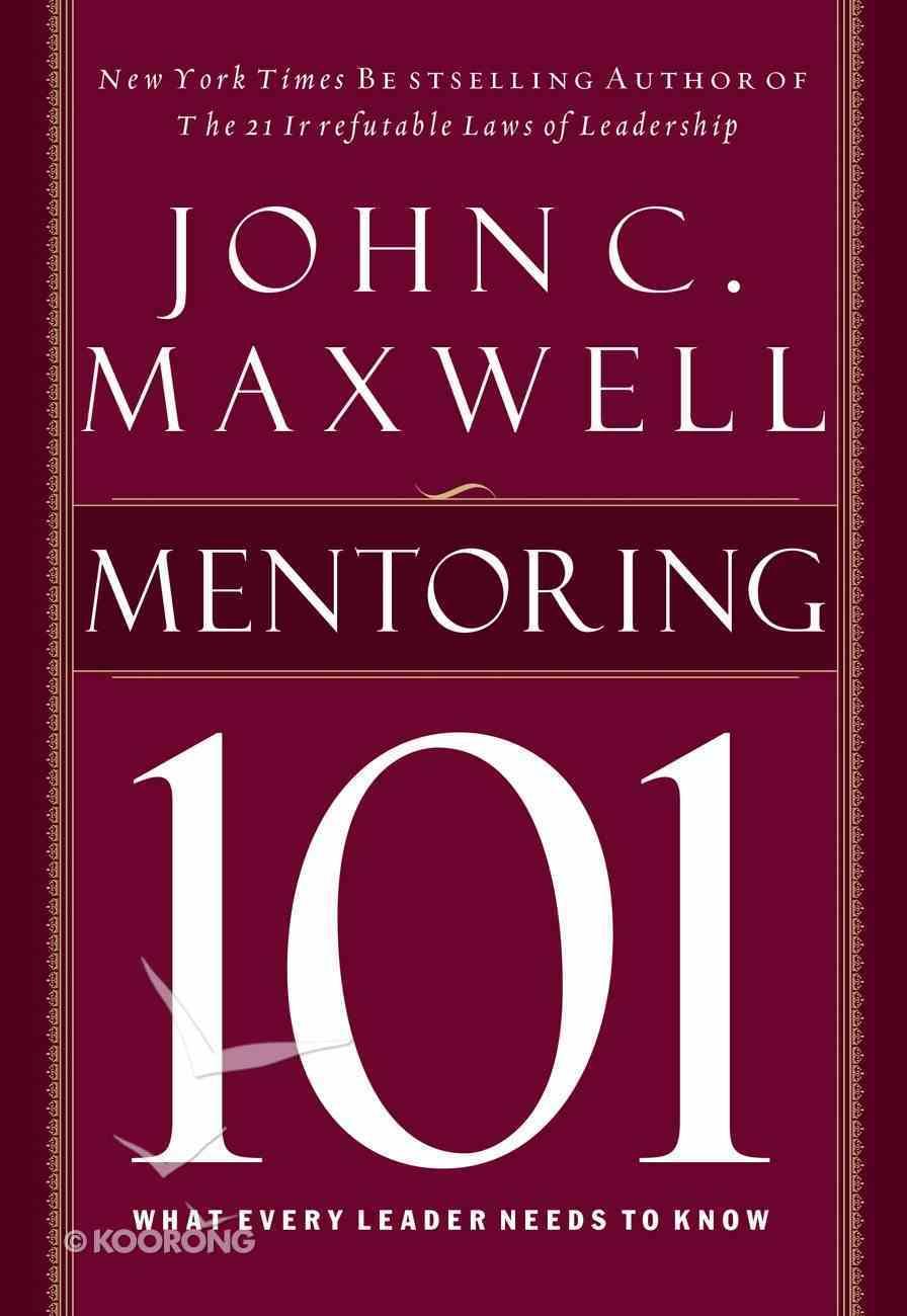 Mentoring 101 eBook