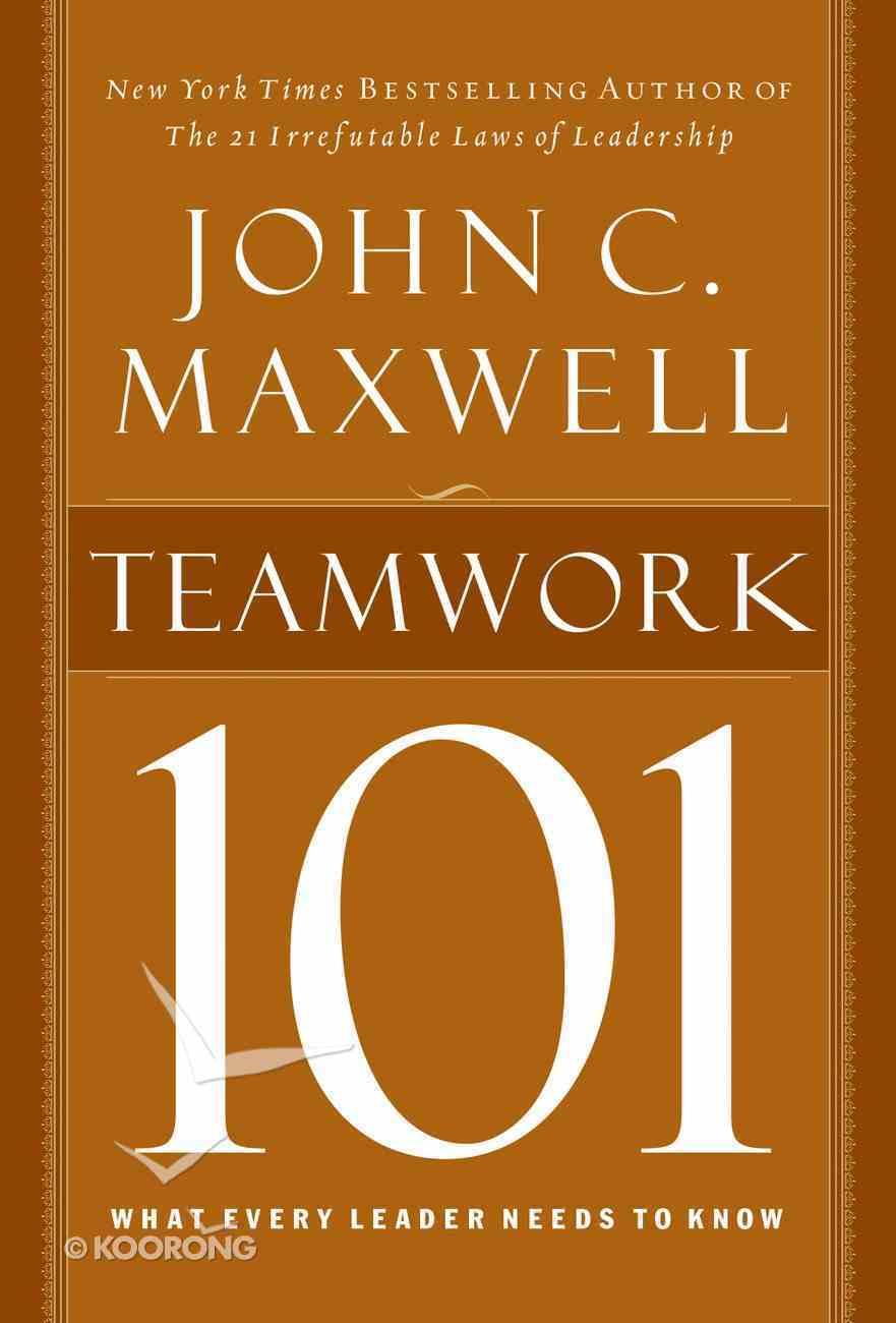 Teamwork 101 eBook